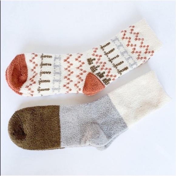 Frye 2 pack Women's Cozy Boot Socks